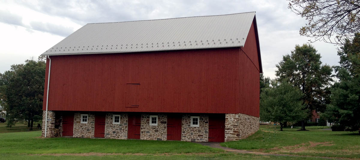 Nyce Barn Project
