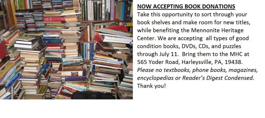 Annual Used Book Sale July 16-18