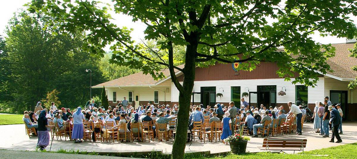 Bus Tour: Spring Valley Bruderhof