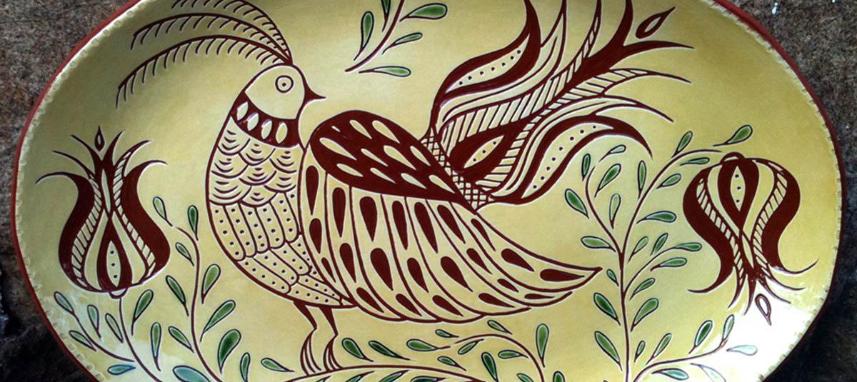 187 Folk Art Salemennonite Heritage Center