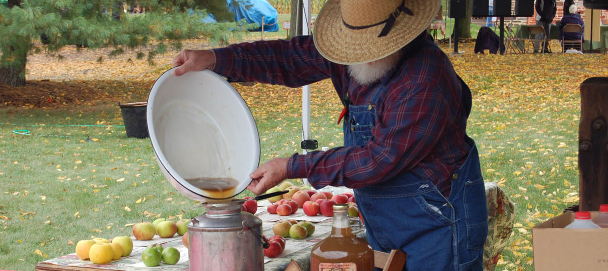 fall festival; apple cider; apple butter